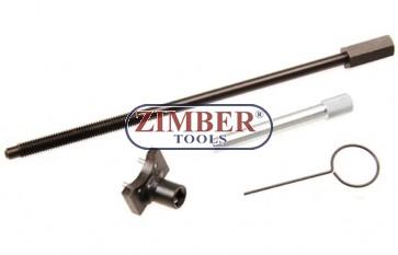К-т за зацепване на двигатели Hyndai & Mitsubishi, ZR-36ETTS187- ZIMBER PROFESSIONAL
