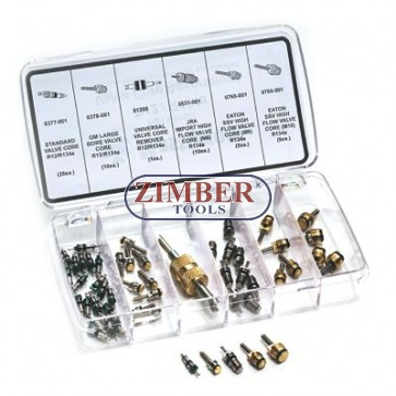 К-т сервизни иглички за автоклиматици - ZIMBER - TOOLS