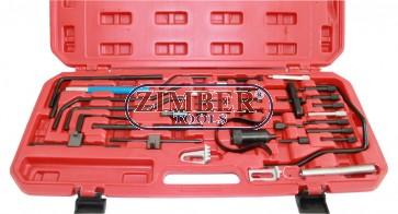 К-т за зацепване на двигатели Citroen, Peugeot (ZT-04176) - SMANN -PROFESSIONAL