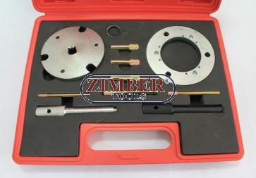 К-т за зацепване на двигатели Ford 2.0 / 2.4 TDCi (ZT-04826) - SMANN TOOLS.