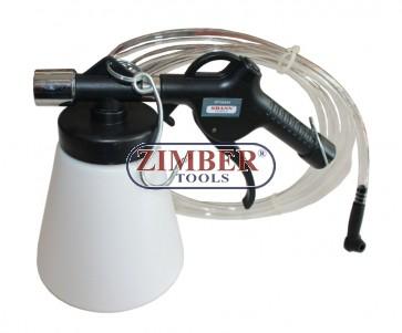 Въздушен вакуум за източване на спирачната течност, ZT-05045 - SMANN PROFESSIONAL