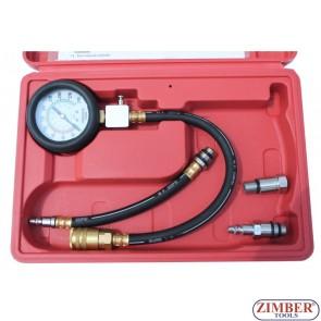Компресомер за бензин, ZT-04153 - SMANN TOOLS