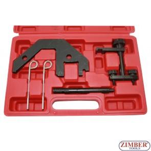 К-т за зацепване на  двигатели BMW - M47, M57, Land Rover MG, Vauxhall-Opel, ZK-292