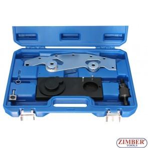 К-т за зацепване на двигатели BMW M52, M54, M56, ZT-05193- SMANN PROFESSIONAL