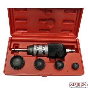 Пневматичен инструмент за шлайфане на клапани-ZIMBER