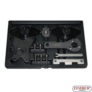 К-т за зацепване двигатели на Fiat, Ford, Lancia 1.2, 1.4 8V и 16V - ZR-36ETTS11301 -ZIMBER-PROFESSIONAL