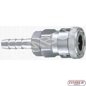 """Накрайник за въздух 5/16"""" ZDC-2 - ZIMBER"""