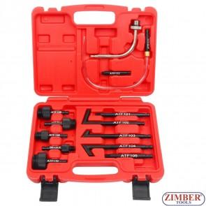 Комплект накрайници за смяна на масло на скоростни кутии 13-части  - ZT-04B1093 - SMANN PROFESSIONAL
