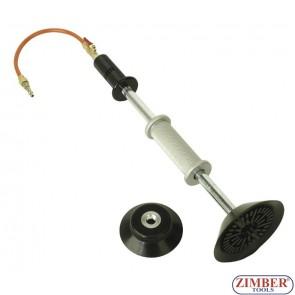 Вакуумен  инструмент за изправяне на вдлъбнатини по купето на автомобили - ZIMBER-TOOLS