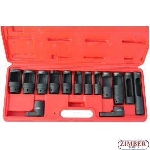 Вложки за дюзи, датчици, ламбда сонди и инжектори к-т, ZR-36OSWS14 - ZIMBER-TOOLS