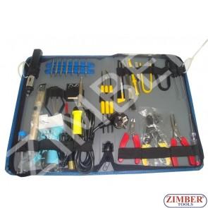 К-т за електрическа система - 39 части - ZIMBER