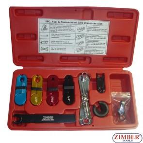 Комплект скоби за разглобяване на бързи връзки- ZIMBER