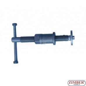 Инструмент за прибиране на спирачни бутала с (лява резба)- BGS