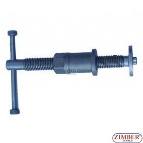 Инструмент за прибиране на спирачни бутала с (дясна резба)-BGS