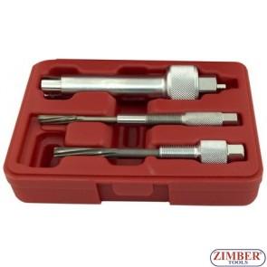 Иструмент за вадене на скъсани подгревни свещи за  Mercedes с двигатели CDI - 3 част, ZR-25PHPPS03 - ZIMBER-PROFESSIONAL