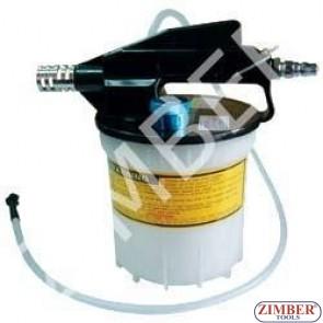 Въздушен вакуум за спирачна течност - ZIMBER
