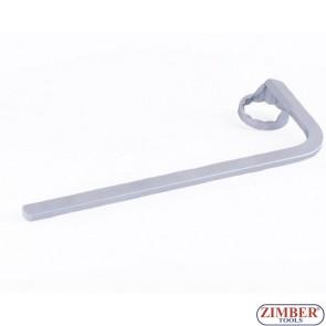 Ключ за маслен филтър на съединители и смяна на диференциални филтри Haldex AUDI-TT, VW, GolfIV, Skoda - ZR-36HSFT46 - ZIMBER.