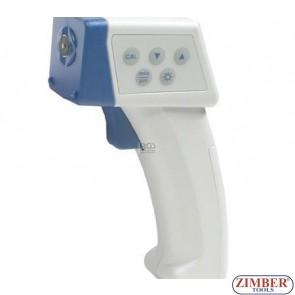 Дебеломер за  измерване дебелината на боя на автомобили -  ZR-36CTG01 - ZIMBER TOOLS