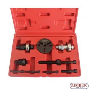 К-т инструменти за съединители на компресори за автоклиматици, ZR-36CCTS - ZIMBER-TOOLS