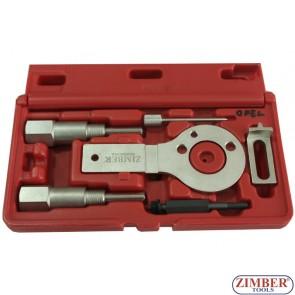 Engine timing tool set OPEL 1.9CDTI, ZR-36ETTS144 - ZIMBER TOOLS