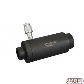 Хидравличен цилиндър - 18.2 T (ход на буталото - 45mm) (oт к-т  ZR-36HSSPUTS) - ZR-41PHSSPUTS01 - ZIMBER TOOLS