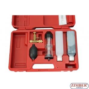 К-т за откриване за течове в охладителната система - ZIMBER