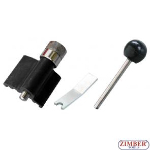 К-т за зацепване на дизелови двигатели VW/AUDI - 2.0 TDI, 1.9 TDI - ZIMBER TOOLS