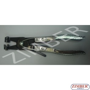 Flat band hose clamp pliers (ZR-19CPSJH) -ZIMBER TOOLS