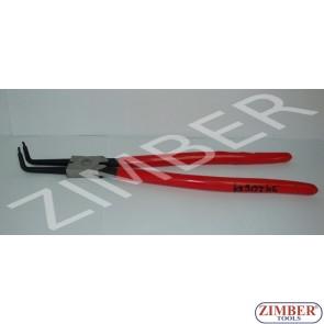 "Snap ring pliers Internal 90° bent tip (close) 18"" (9420681)"