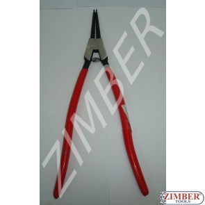 """Snap ring pliers Internal straight tip (close) 18"""" (9420657)"""