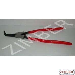 "Snap ring pliers External 90° bent tip (open) 18""  (9420665)"