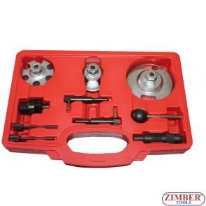 К-т за зацепване на двигатели VAG - 2.7 TDI PD V6,3.0 TDI V6, 4.0 TDI V8 - ZK-913