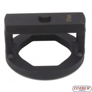 Вложка за гайката на главината и капачката на моста на оси  BPW -  95mm, 3/4, ZR-36ANSWC95 - ZIMBER PROFESSIONAL