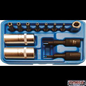 Инструменти за обслужване на климатици 12 части (2275) - BGS technic.