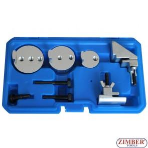 Инструмент за монтаж и  демонтаж на еластични канални ремъци - ZT-04А2177 - SMANN-PROFESSIONAL