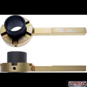 Инструмент за фиксиране на демпферни шайби на колянов вал BMW-ZB-9066- BGS- PROFESSIONAL