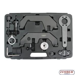 К- т за зацепване на двигатели BMW - N62, N73 - ZR-36ETTSB38 - ZIMBER PROFESSIONAL