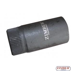 """Ключ за бренер 1/2"""" Mercedes Benz  601/ 602/ 602.91/ 603/ 604/ 605/ 606/ 661/ 662 - ZIMBER-TOOLS .  (ZR-36MSSD12)"""