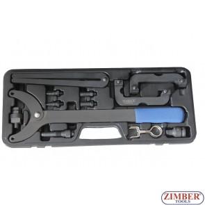 К-т за зацепване на двигатели Audi A4,A6,A8 3.2L V6-ZIMBER PROFESSIONAL