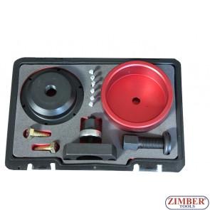 Инструмент за монтаж и демонтаж на семеринги за колянов вал BMW N40, N42, N45, N45T, N46, N46T) ZT-04A1036D - SMANN PROFESSIONAL