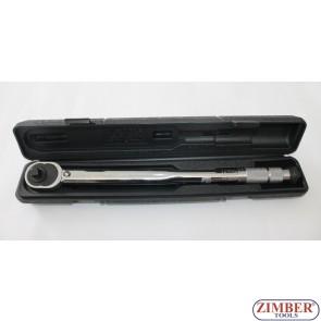 """Динамометричен ключ 1/2"""", 28~210 Nm (ZR-17MTW12) - ZIMBER-PROFESSIONAL"""