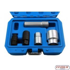 Комплект вложки за разглобяване и сглобяване на Bosch Diesel инжекционни помпи - ZR-36ICS01 - ZIMBER-PROFESSIONAL