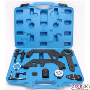 К-т за зацепване на двигатели BMW N62, N73 V8 V12 E60 E63 X5 - ZT-04A2278 - SMANN PROFESSIONAL