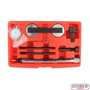 К-т инструменти за зацепване на двигатели VAG - AUDI,VW  1.2 TFSI 1.4/1.6FSI 1.4TSI, ZT-04A2171-SMANN PROFESSINAL