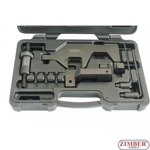 Комплект за зацепване на разпределителен вал BMW и Mini  N13 / N18, ZR-36ETTSB65 - ZIMBER-PROFESSIONAL