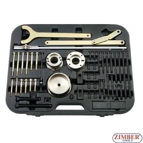 К-т за зацепване на двигатели TOYOTA , MITSUBISHI, VOLVO, ZR-36ETTS161- ZIMBER PROFESSIONAL
