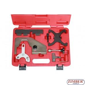 К-т за зацепване на двигатели за Volvo, Ford, Mazda 1.6L 2.0L T4 T5 S60 S80 V40 V60 V70 XC60 - ZT-04A2276 SMANN TOOLS.