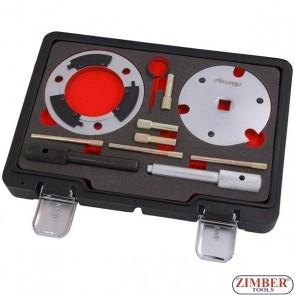 Комплект за зацепване на двигатели FORD Diesel 2.0&2.4 duratorq 16v. TDDI -TDCI - 3374- NEILSEN-TOOLS.