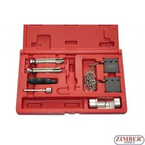 К-т за зацепване на двигатели  VAG 2.5 V6 TDI AUDI, VW, ZR-36ETTS31 - ZIMBER-PROFESSIONAL