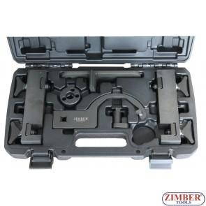 K-т за зацепване на двигатели V8 5.0 Jaguar XK8-XKR XF XJ Land Rover - ZR-36ETTS184 - ZIMBER PROFESSIONAL